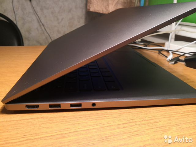 Xiaomi Mi Notebook Pro 15 6 Kupit V Sankt Peterburge Na Avito
