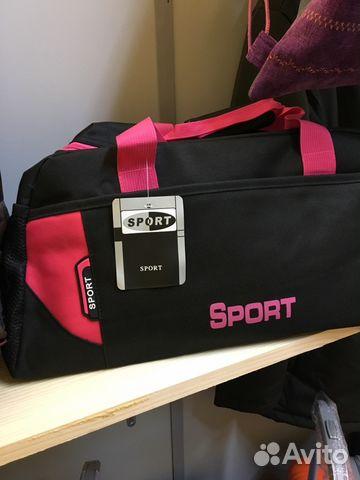 b17e6aa0cde3 Спортивная сумка женская купить в Челябинской области на Avito ...
