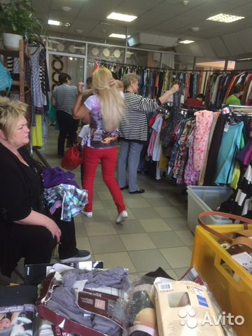 Продаю готовый бизнес Секонд-хенд купить в Московской области на ... c0a61feb45c