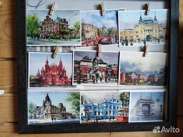 Почтовые открытки иркутск