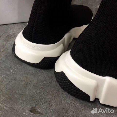 6b00ed8a Мужские кроссовки носки Balenciaga 39-45 купить в Москве на Avito ...
