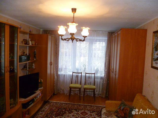 Продается однокомнатная квартира за 1 950 000 рублей. Тула, улица Кирова, 19.