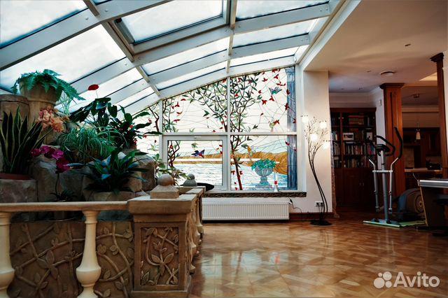 Продается четырехкомнатная квартира за 76 000 000 рублей. Москва, Краснопролетарская улица, 7.