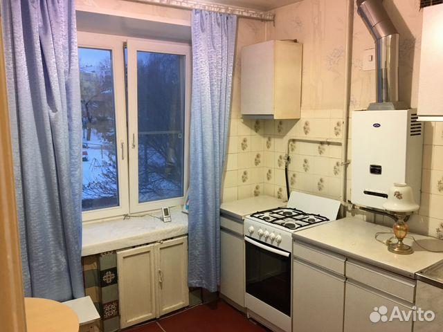 Продается однокомнатная квартира за 2 550 000 рублей. Нижний Новгород, Ильинская улица, 13/2.