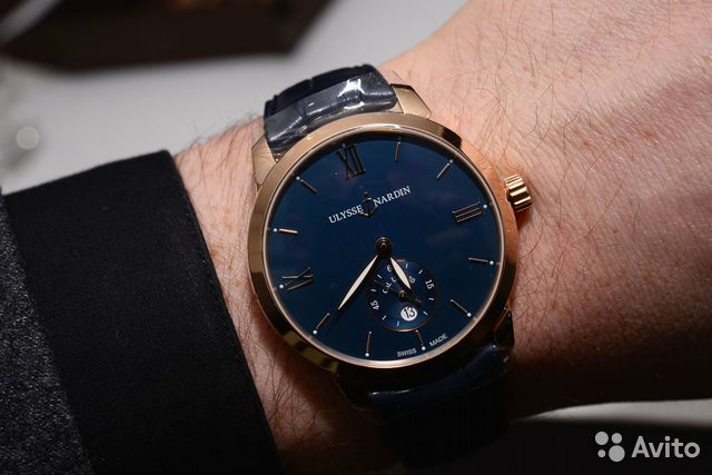 Часы мужские Ulysse Nardin в Москве