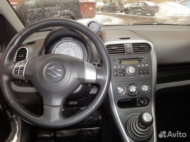 Купить Suzuki Splash пробег 105 000.00 км 2010 год выпуска