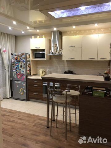 Продается двухкомнатная квартира за 3 200 000 рублей. Первомайский район, Казанская улица, 80.