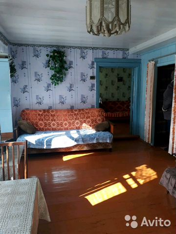 Дом 50 м² на участке 30 сот.