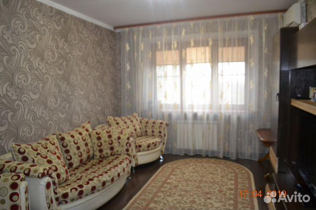 Продается трехкомнатная квартира за 2 600 000 рублей. г Астрахань, ул Дальняя, д 5.