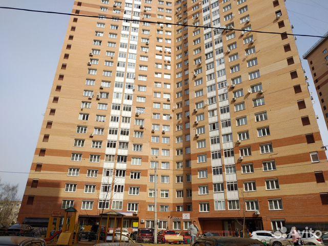 Продается однокомнатная квартира за 4 350 000 рублей. Московская обл, г Подольск, ул Ленинградская, д 15.