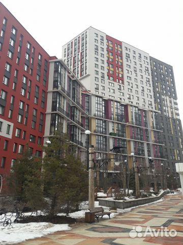Продается однокомнатная квартира за 6 400 000 рублей. г Москва, поселение Сосенское, поселок Коммунарка, ул Бачуринская, д 11.