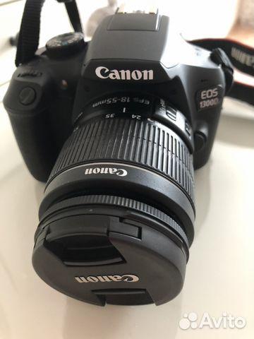 Фотоаппарат EOS Canon 1300D  купить 5