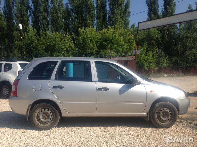 Купить ВАЗ (LADA) Kalina пробег 48 005.00 км 2012 год выпуска