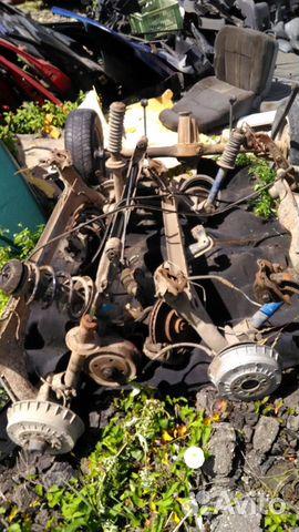 Балка задних колес в сборе 89107096076 купить 2