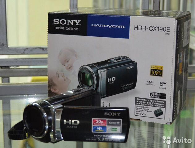 SONY HDR-CX190E DRIVERS FOR WINDOWS 8