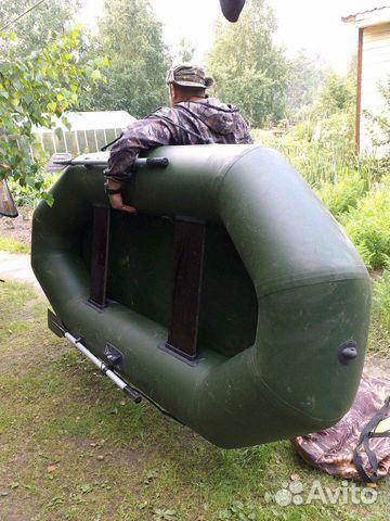 лодка из пхв шкипер