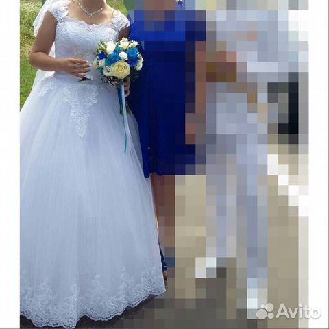 Платье свадебное 89114968120 купить 3