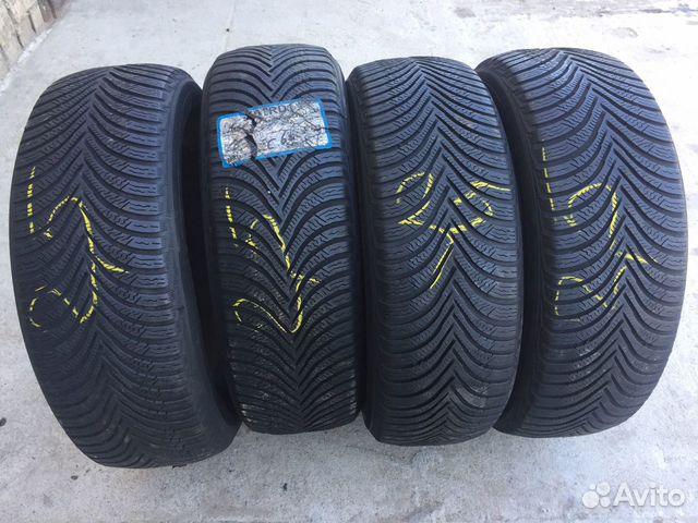 89211101675 205/60 R16 Michelin Alpin5