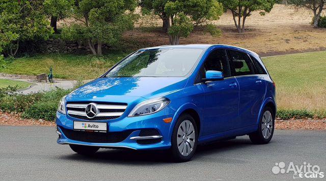 Mercedes-Benz B-класс, 2014 купить 8