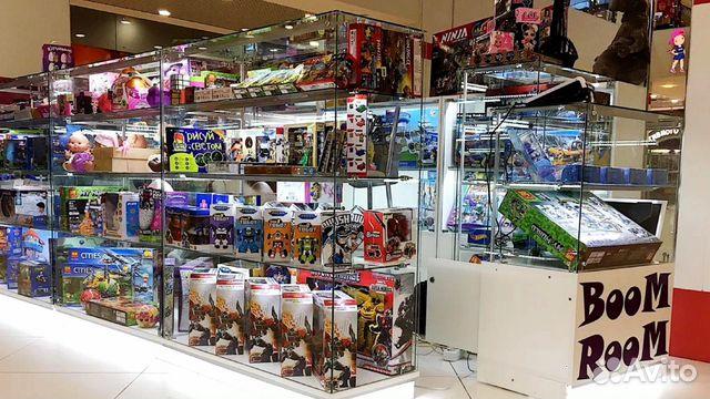 89220004530 Магазин детских игрушек в ТЦ