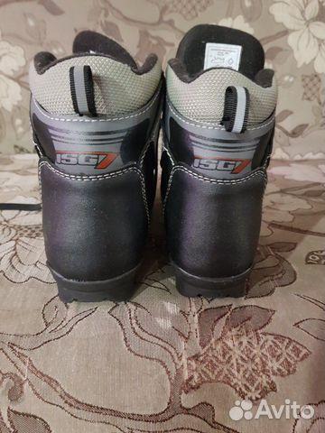 Беговые лыжи с ботинками купить 5
