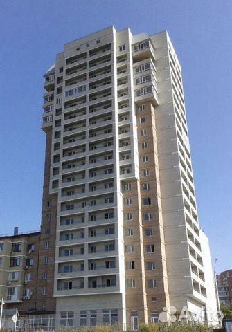 Своб. планировка, 69.4 м², 20/21 эт.