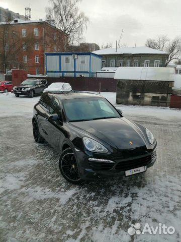 Porsche Cayenne, 2012 89612495058 купить 4