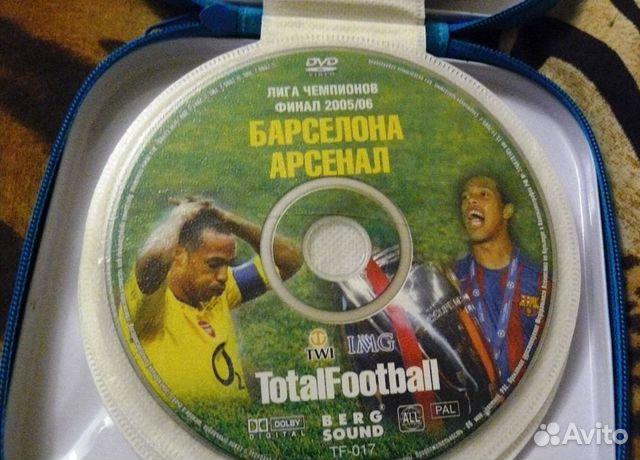 DVD-диски о футболе  купить 7