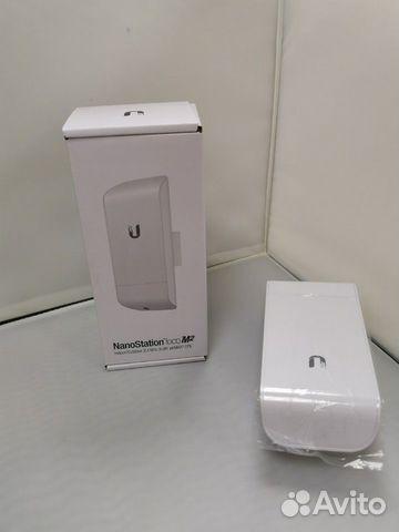Точка доступа Ubiquiti NanoStation Loco M2  купить 5