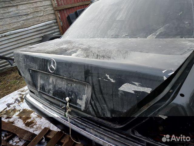 Кузов Мерседес W140 S500 Коротыш чёрный цвет купить в ...
