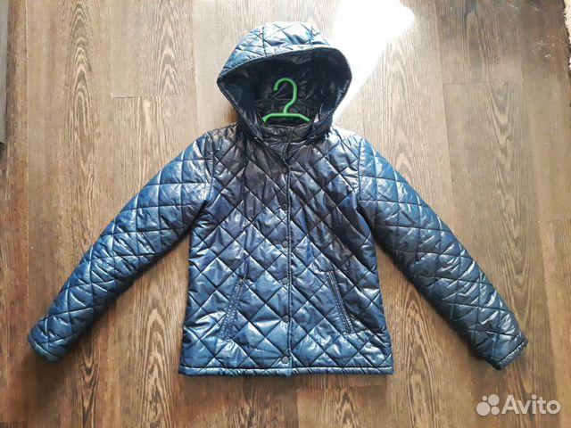 Куртка осенне-весенняя 10-12 лет 160 см Benetton 89814760626 купить 1