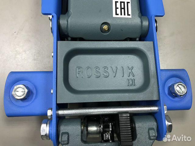Домкрат подкатной гидравлический Rossvik V3 NEW 89536911143 купить 3