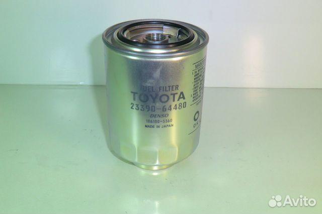 Фильтр топливный 2C 3C 2L 3L 1HZ 1HDT 23390-64480  89225789900 купить 2