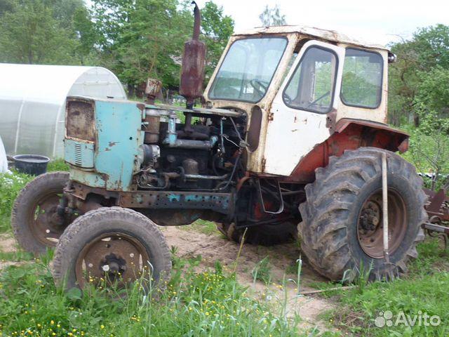 авто ру продажа тракторов псковская область