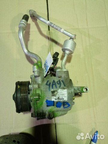 Компрессор кондиционера Mitsubishi 4A91 89649892108 купить 1