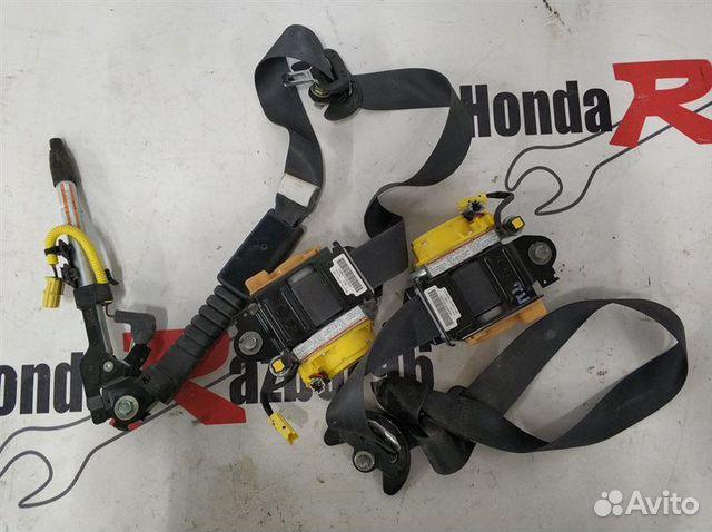 Ремень безопасности передний Honda Accord 8 CU2 89022570009 купить 5