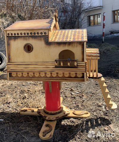 Деревянный домик 89247849336 купить 2