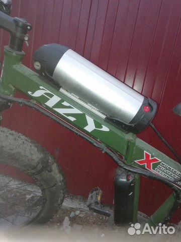 Электро велосипед (фетбайк) 89195905424 купить 2