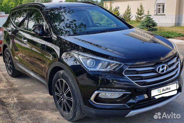 Hyundai Santa Fe, 2016 89123406495 купить 3