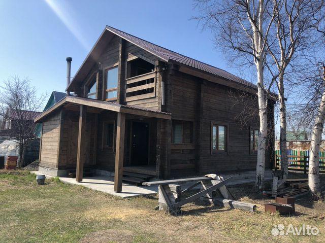 House 122 m2 on a plot 6 hundred. 89619616767 buy 1