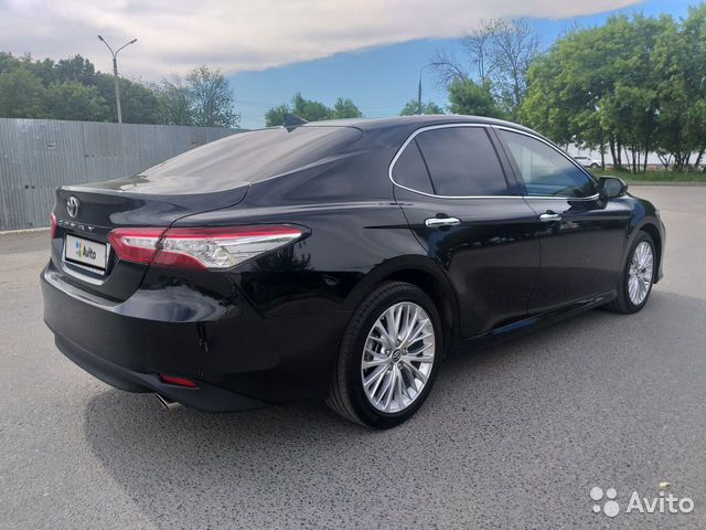 Toyota Camry, 2019 89051437897 купить 5