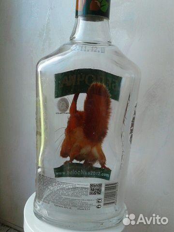 Бутылка белочка