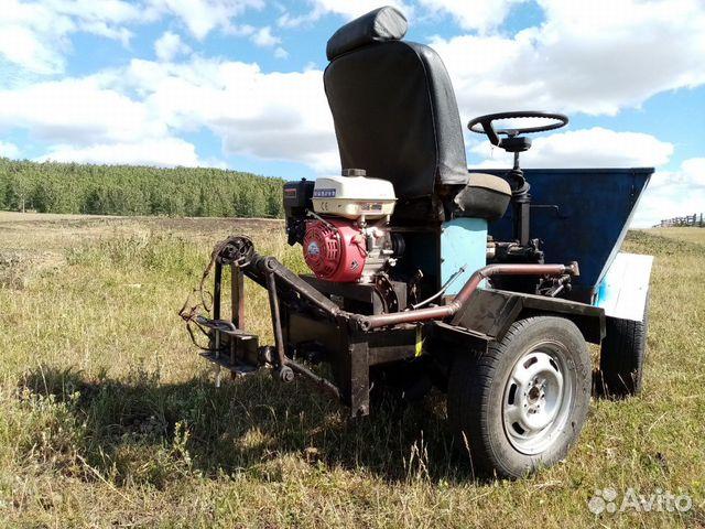 Самодельный трактор купить 2