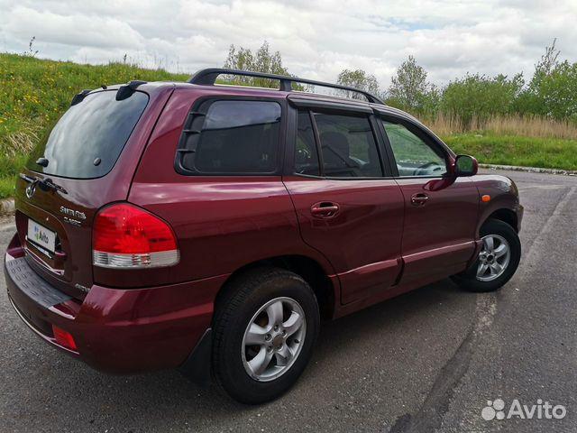 Hyundai Santa Fe, 2009 купить 2