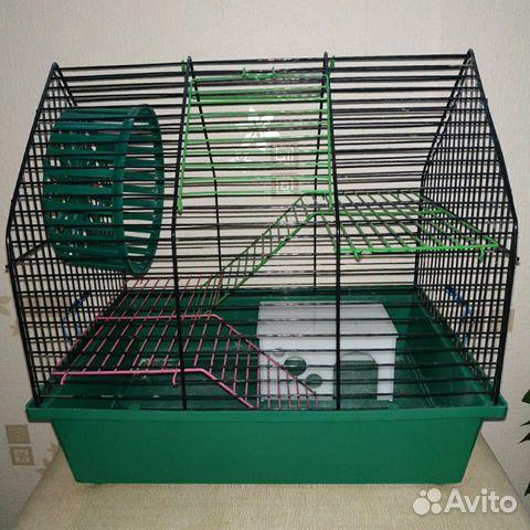 Клетка для хомяка 89216520077 купить 1