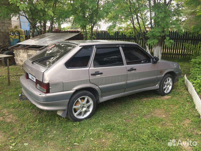 ВАЗ 2114 Samara, 2007 89630250125 купить 2