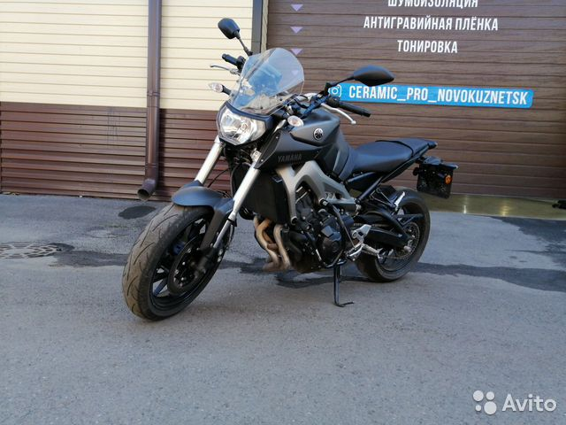 Продам Yamaha MT - 09A 2015 в Новокузнецке 89059130077 купить 2