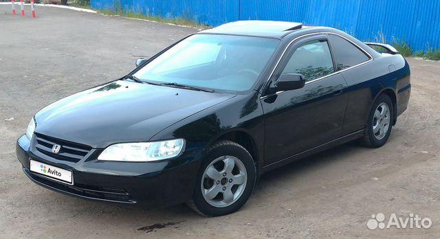Honda Accord, 2001 купить 3