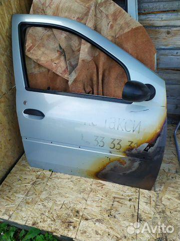 Дверь передняя правая Рено Логан 89512299103 купить 4