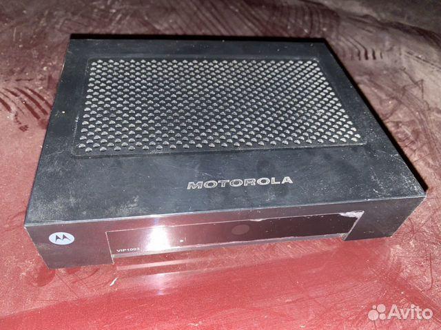 Телевизионная приставка Motorola vip 1003g  89040059583 купить 1